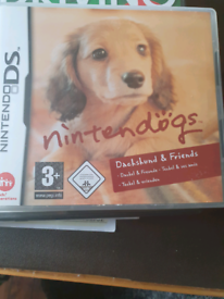 Nintendo DS Dachshund and Friends Game