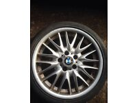 BMW mv1 wheel back staggered or front