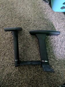 Arozzi Gaming Chair Fully Adjustable Arm Rest (L&R) Pair -  OBO