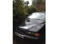 Bmw 520ise automatic 136071 miles long mot. One rear bulb gone . £750.00 I no.