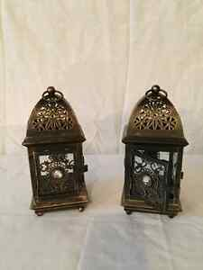 Brown Carriage Candle Cage