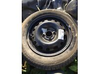 175 65 14 corsa rims and tyres x2