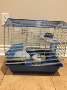 Hamster Hangout cage