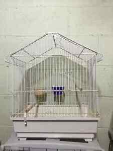 White cage Kitchener / Waterloo Kitchener Area image 1