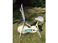 Weider XR640 Exercise bike (Sold)
