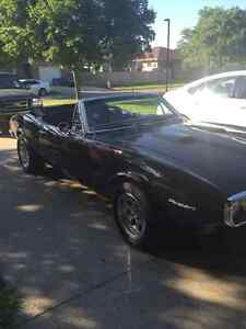 1967 firebird convertible