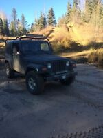 Iso jeep tj parts let me know what you got