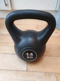 14kg kettlebell vinyl weights gym