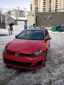 2016 Volkswagen GTI Performance. ONLY 4200 KMs