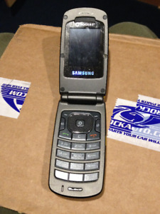 Samsung Rugby cell phone