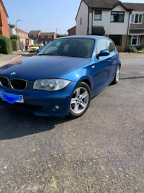 BMW 118i Sport 06 spares or repair