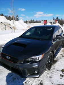 Subaru WRX 2018 ***tranfer de location***