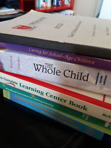 Mohawk College Early Childhood Education Course Materials book