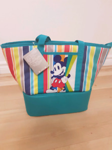 Mickey Mouse Insulated Cooler Picnic Bag
