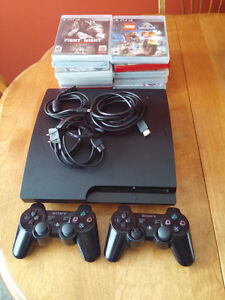 PS3  & 16 Games,& Accessories - Great Condition-Everything $140