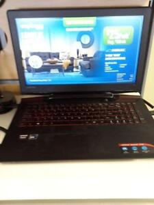 "*** USED *** LENOVO LENOVO 15.6"" GAMING LAPTOP   S/N:PF0ER11G   #STORE539"