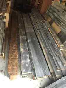 Amazing lot of Barn Boards, Cut Beams for Mantels, Pick Yourself