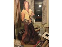 Life size standee of Hercules (Kevin Sorbo) The Legendary Journeys