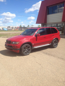 2006 BMW X5 iS