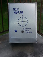 Fumoir électrique True North