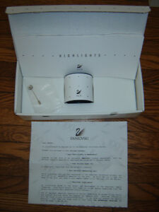 Collectible Swarovski membership welcome package c.1995 London Ontario image 1