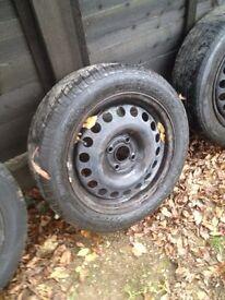 Corsa/4Stud Used Good Tyre