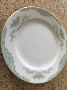 Mikados fine china minuet Japan bread and butter plate