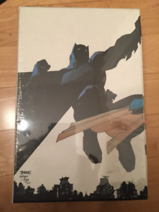 NEW Dark Knight III The Master Race#9 Hardcover Collector's Ed.