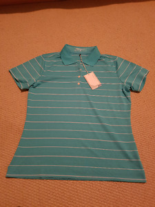 Nike Women's golf shirt, size medium, new with tags
