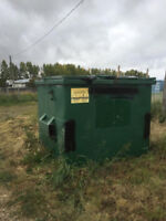 NEED A BIN? CALL FOR A WASTE DUMPSTER BIN NOW! $149