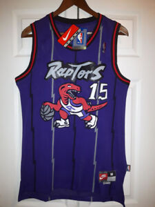 Vince Carter - Toronto Raptors Jersey - New - and more NBA