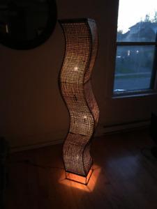 Unique Floor Lamp for Ambient Lighting