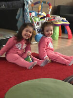 Nights and weekends childcare in Ancaster Tiffany Hill area