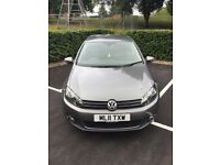 VW golf 2.0 GT TDI bluemotn Tec. 2011 (11 plate)