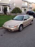 Priced to sell fast and negotiable .2002,Oldsmobile alero.