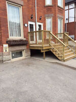 Bachelor Apartment in the Annex for rent!