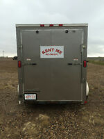 For Rent 6x10 Cargo Trailer