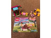 Lego friends sets horse and cat
