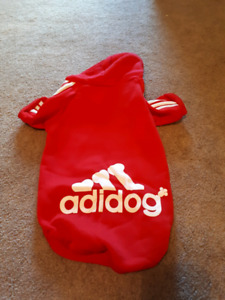 DOGGIE TRACK SUITS!
