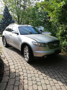 2004 Infiniti FX45  Other SUV, Crossover