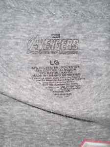 Avengers T-Shirt - Marvel - Size Large - Nice! London Ontario image 4