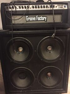 Groove factory amp (awesome and loud) trade or cash