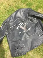 Victory - Leather Motorcycle Jacket