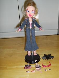 Bratz 2005 Chloé *Secret date*  -VOIR ma collection de Bratz
