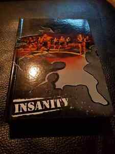 Insanity Work Out DVD set