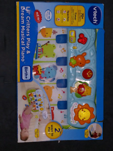 VTech musical piano for kids - Unopened Box