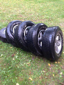 1998 jeep cherokee factory rims with tires