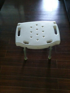 Shower medical chair