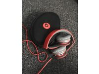 Red dr Dre beats