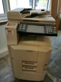 Olivetti copier
